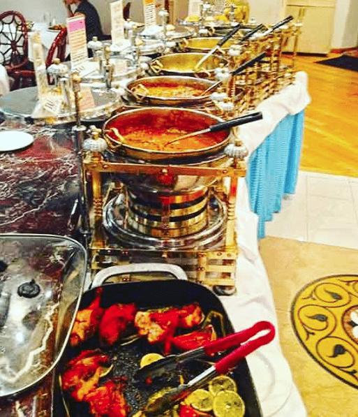 Indian Buffet Upper West Side