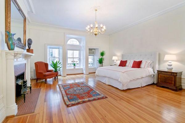 Master Bedroom NYC Mansion