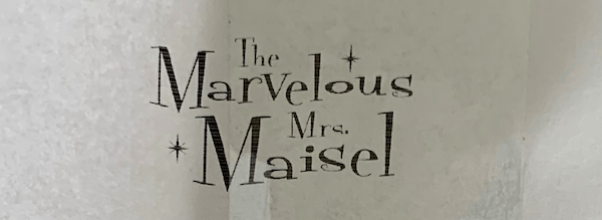Mrs. Maisel Filming Season 3 Scenes on the Upper West Side on Friday