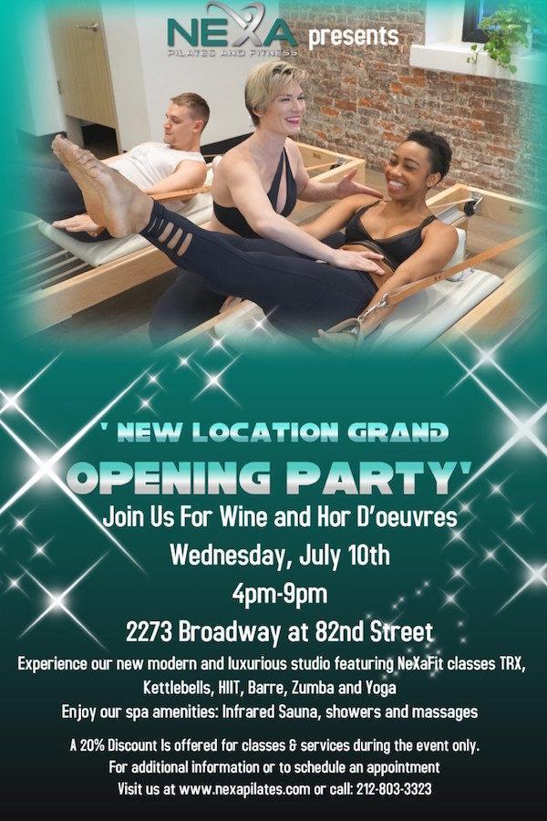 Nexa Grand Opening