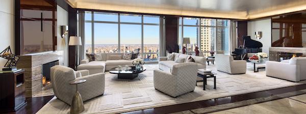 Stephen Ross Time Warner Center Penthouse