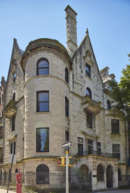 UWS Mansion For Sale