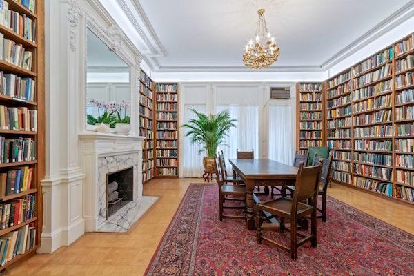 Upper West Side Mansion For Sale