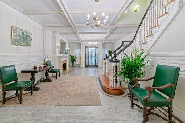 Upper West Side Townhouse Interior