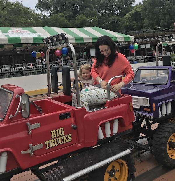Victorian Gardens Central Park Rides