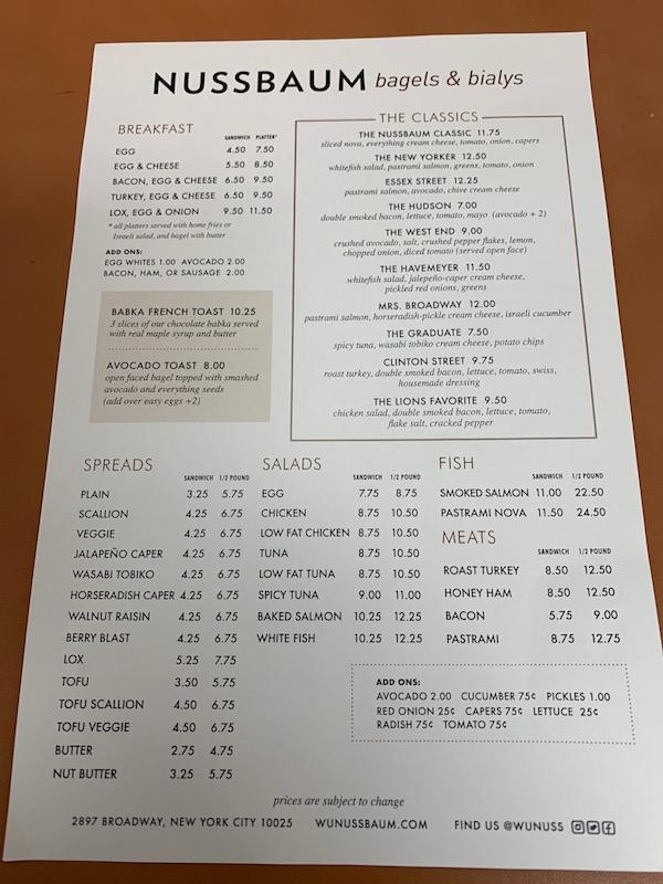 New Restaurant Morningside Heights NYC