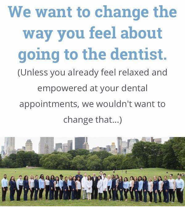 uws dentist