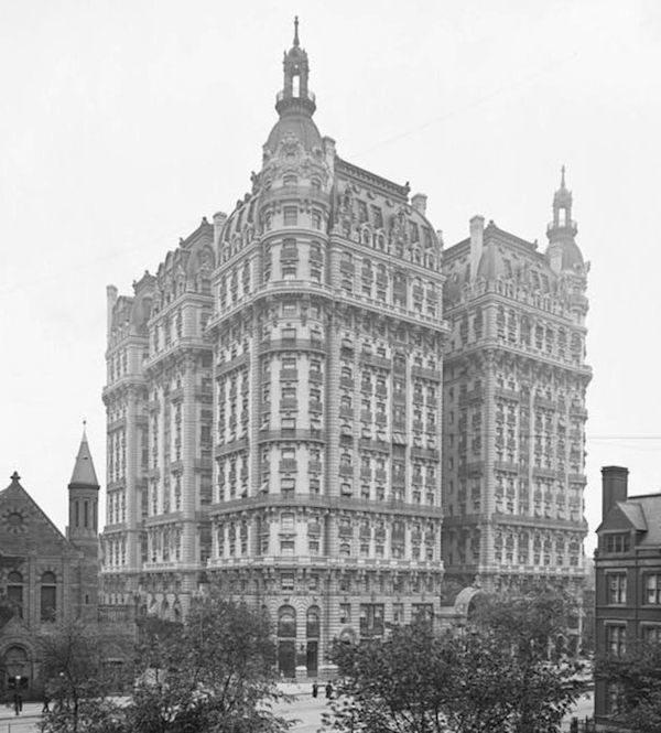 Ansonia Building 1905