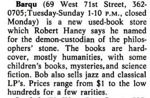 Barqu Books