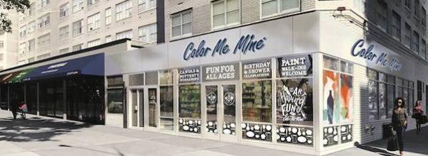 Color Me Mine Now Open