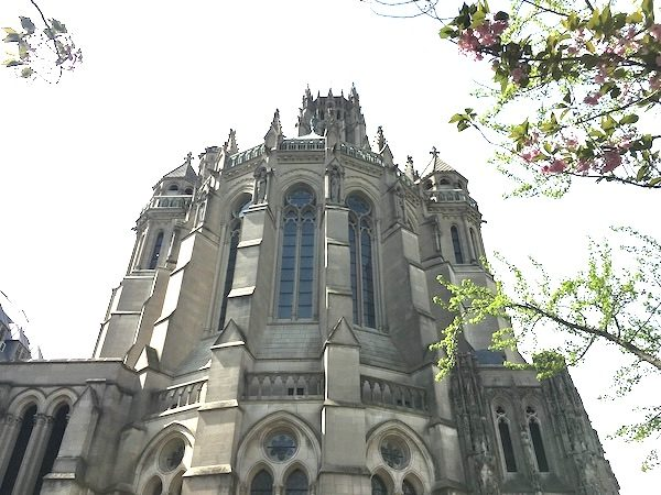 Riverside Church Morningside Heights