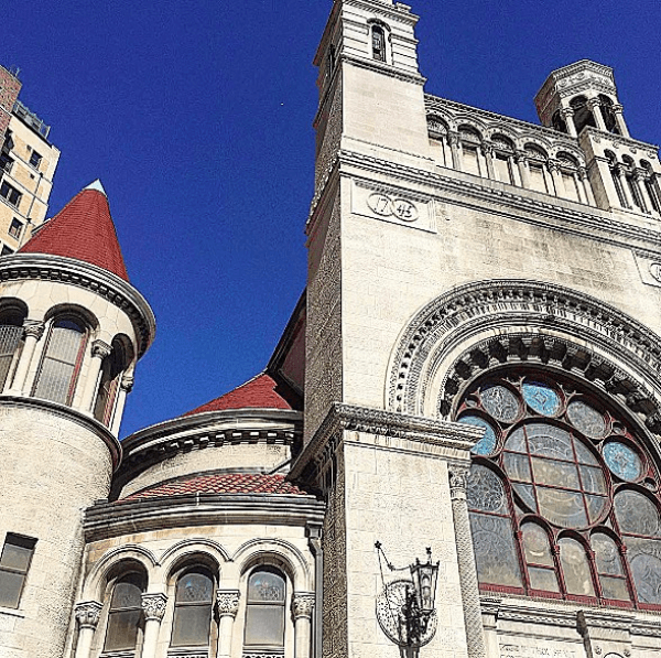 St Paul. St. Andrew Church