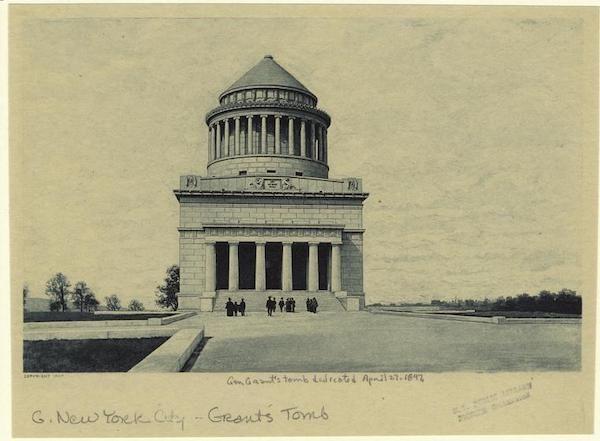 Grant's Tomb 1897