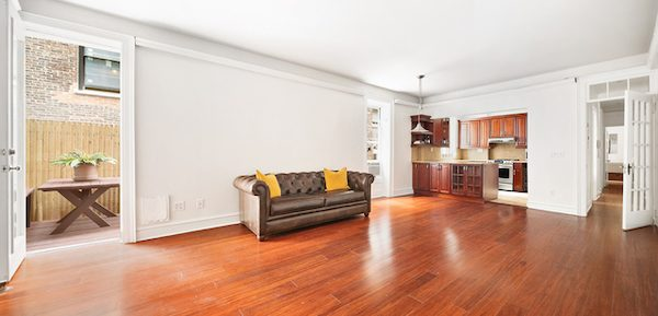 Joe Namath's UWS apartment