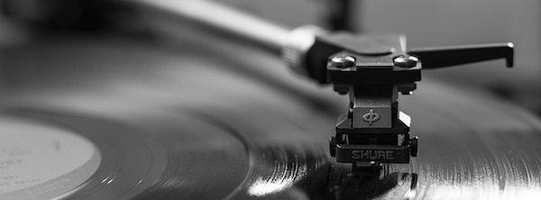 Long Play Record Bar