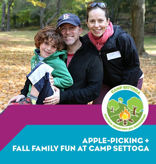 apple picking Camp Settoga