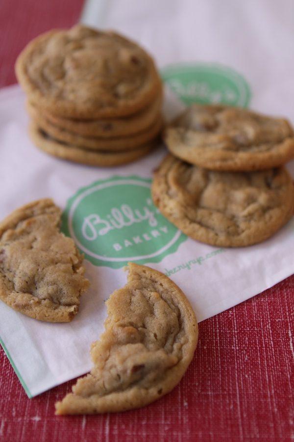 Billy's Bakery Maple Pecan Cookie