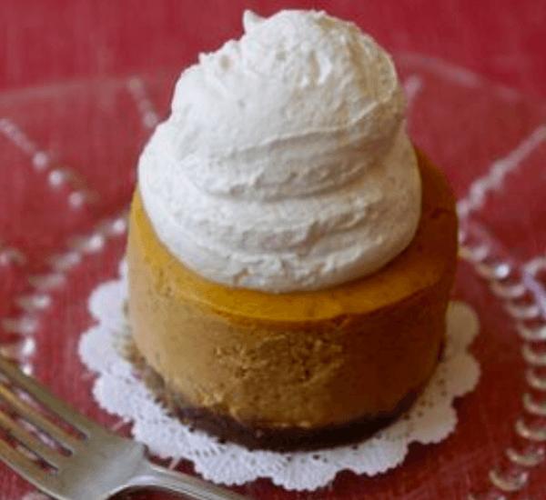 Billy's Bakery Pumpkin Cheesecake