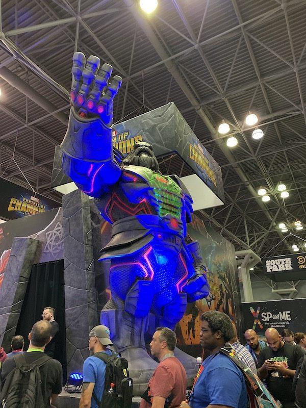 Comic Con NYC