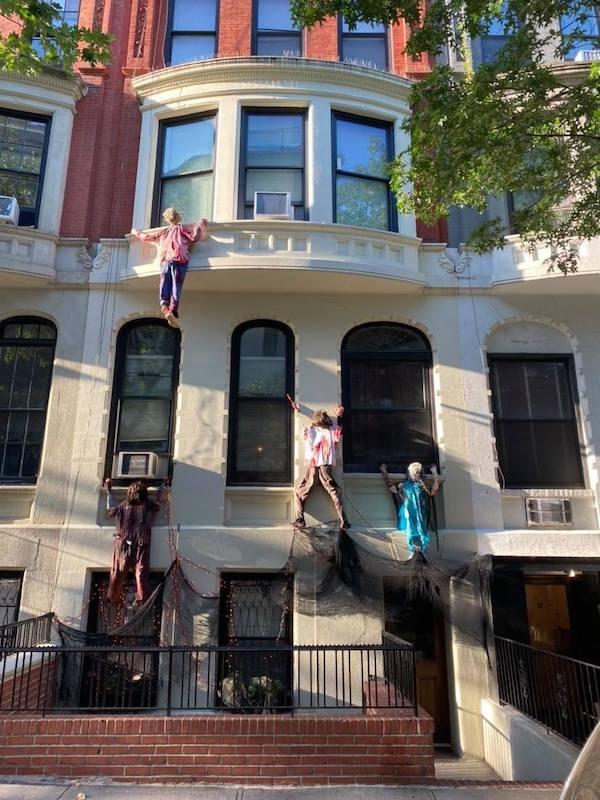 Halloween House NYC