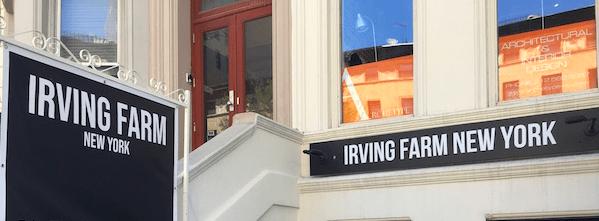 Irving Farm 2001-2007 Broadway