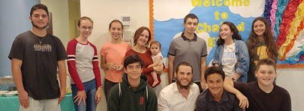 A Brand New Networking Group For Jewish Teens