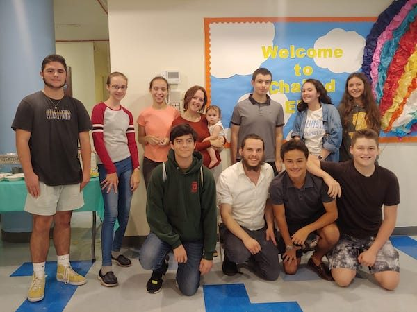 Jewish Teens Upper West Side