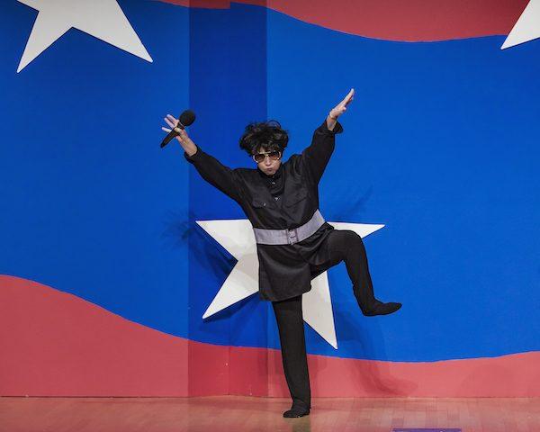 Kim Jong Un Capitol Steps
