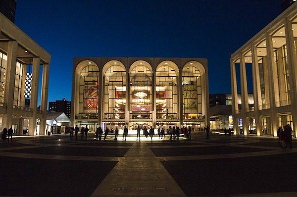 Open House New York Lincoln Center