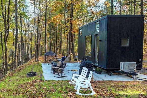 Tiny House South Cairo NY