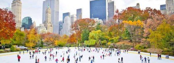 Trump Name Removed From Central Park Ice Skating Rinks
