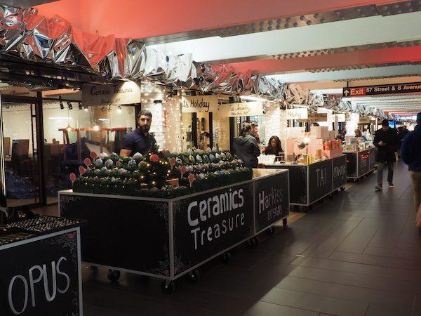Turnstyle Holiday Market