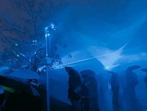 Waterlicht Columbia University