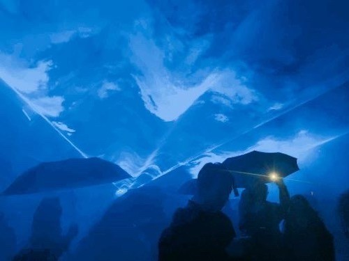 Waterlicht at Columbia