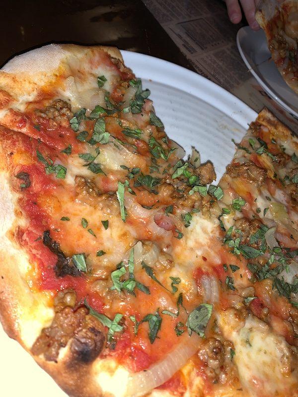 bettola pizza