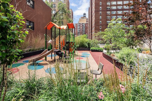 outdoor playground UWS
