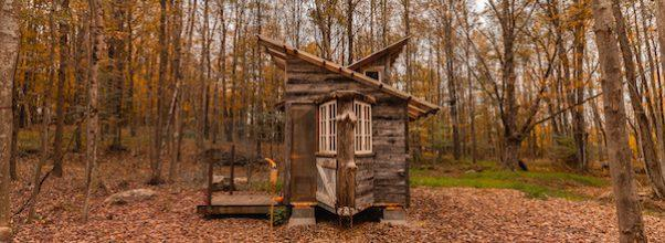 Upstate Cabins, Campers and Tiny Houses