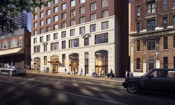 266 West 96th Street Rendering
