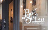 Beer Shop Closes