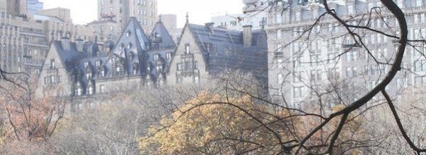The First Stretch of Central Park West's Historic District