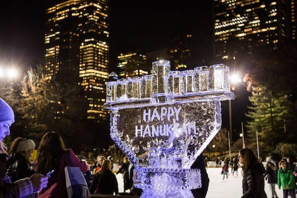 Chanukah on Ice NYC
