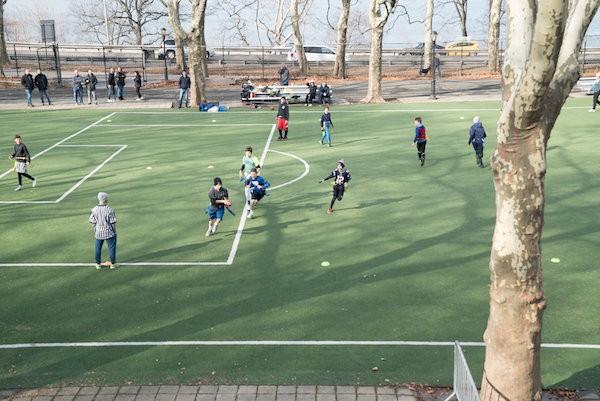 Flag Football Riverside Park