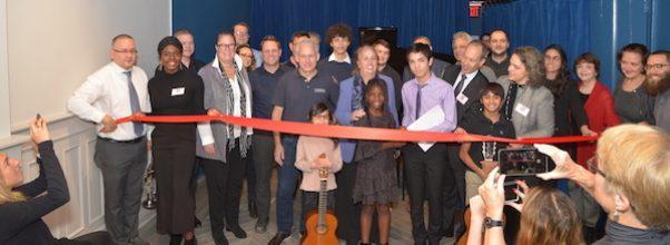 NBC TV Show Gives Big Renovation to UWS Music School