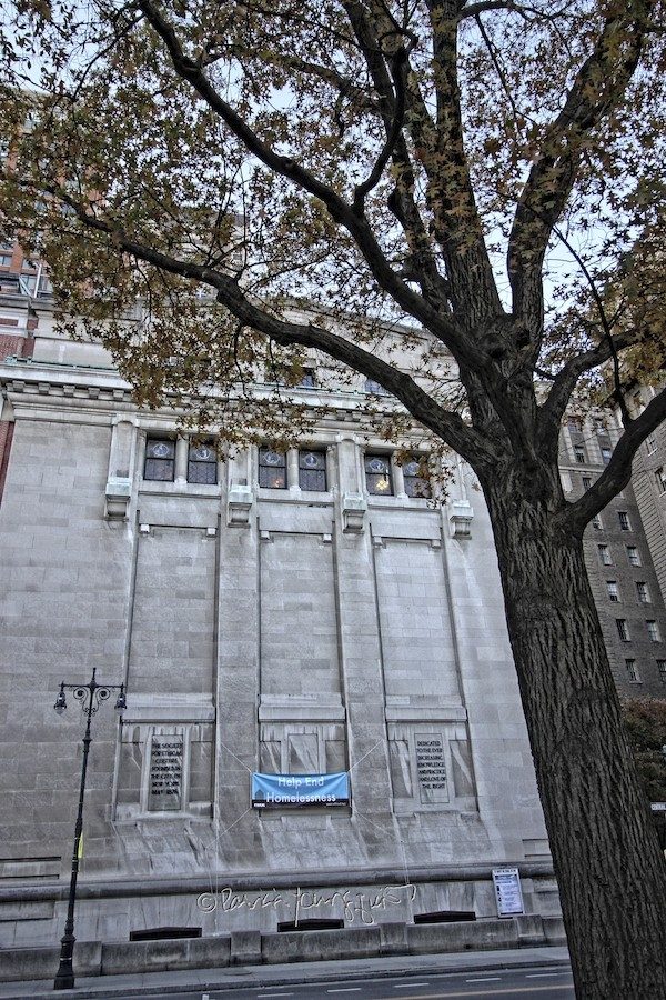 The New York Society for Ethical Culture