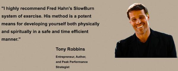 Tony Robbins Testimonial