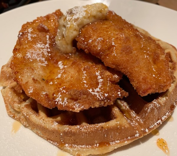 chicken and waffles Asset NYC