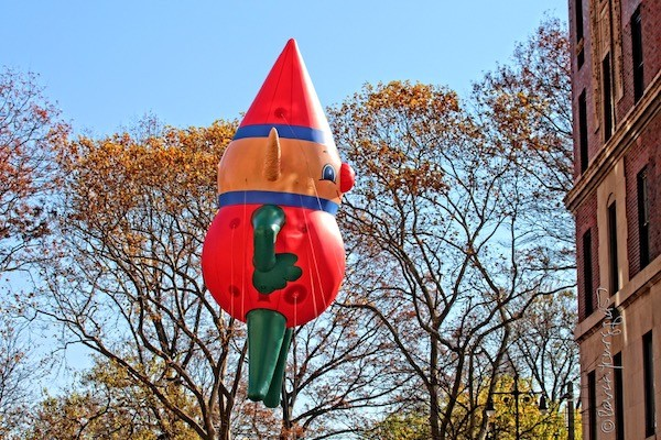 parade balloon