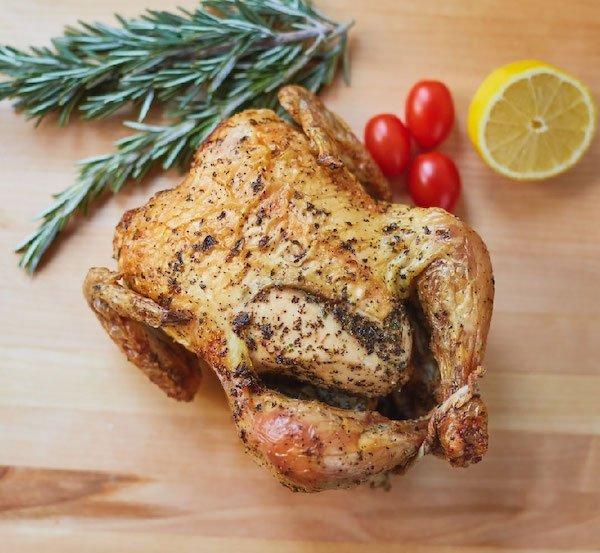 AuJus Roast Chicken