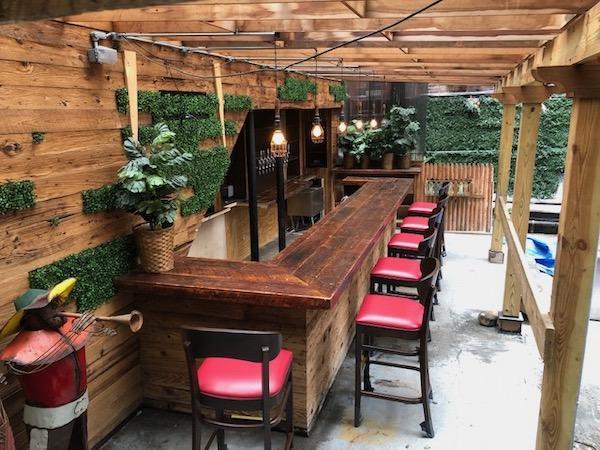 Calle Ocho Garden Bar