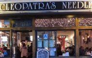 Cleopatras Needle Has Closed